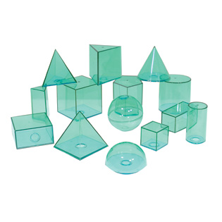 Products: Geometric Solids